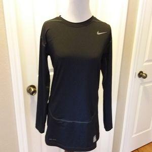 Nike Pro Combat Dri fit long sleeved shirt sz XL